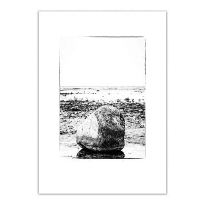 poster hav sten