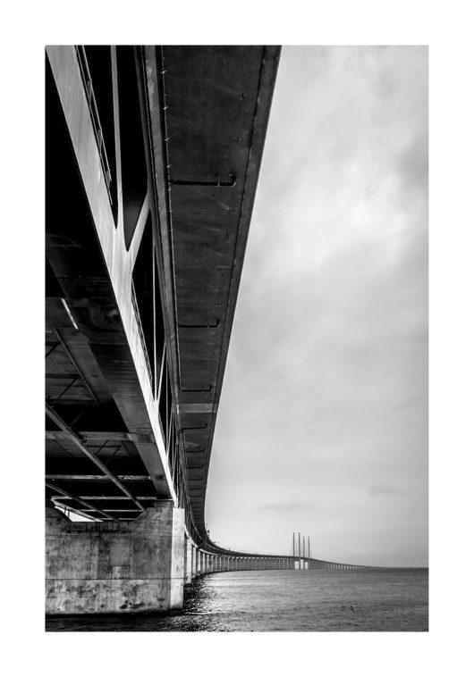 Öresundsbron Bron Poster