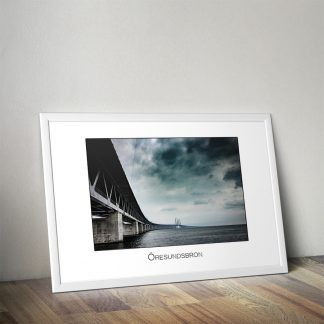 Öresundsbron poster