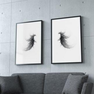 vingar fraktal fine art