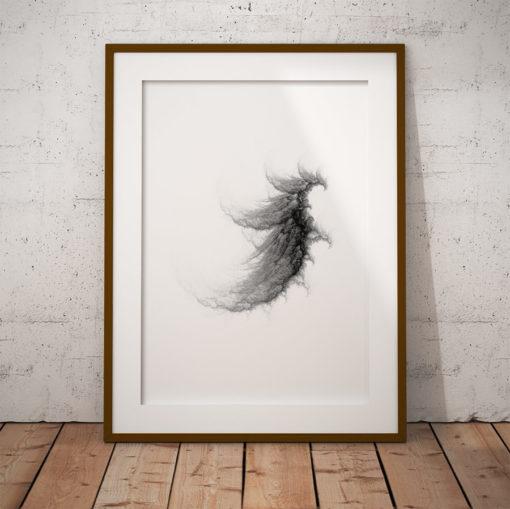 Vinge Fraktal Fine Art