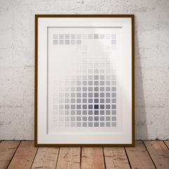rutor fine art poster fraktal