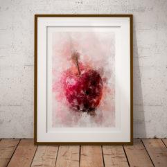 Jona Gold Äpple Poster