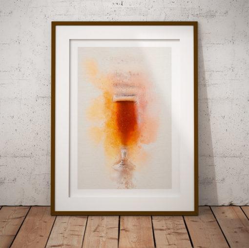 beer öl poster