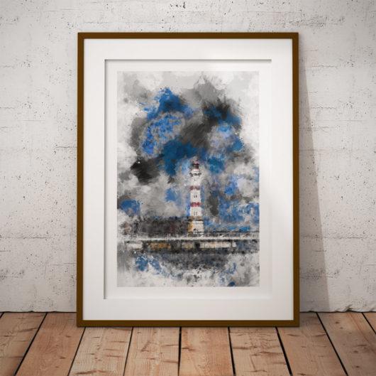 fyrtornet malmö inre hamn poster