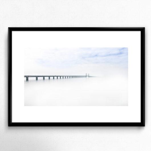 öresundsbron himme hav poster