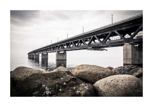 Underhåll Öresundsbron poster malmö
