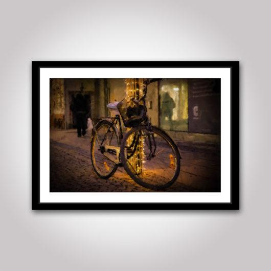 cykeln poster malmö